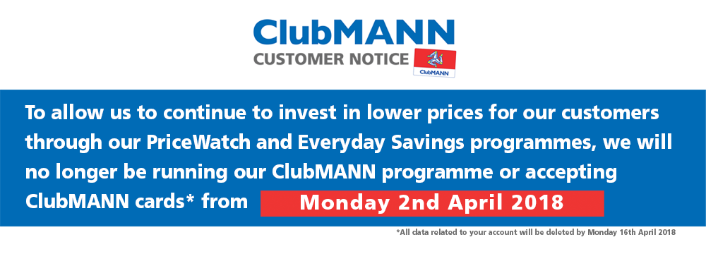 Clubmann Banner website