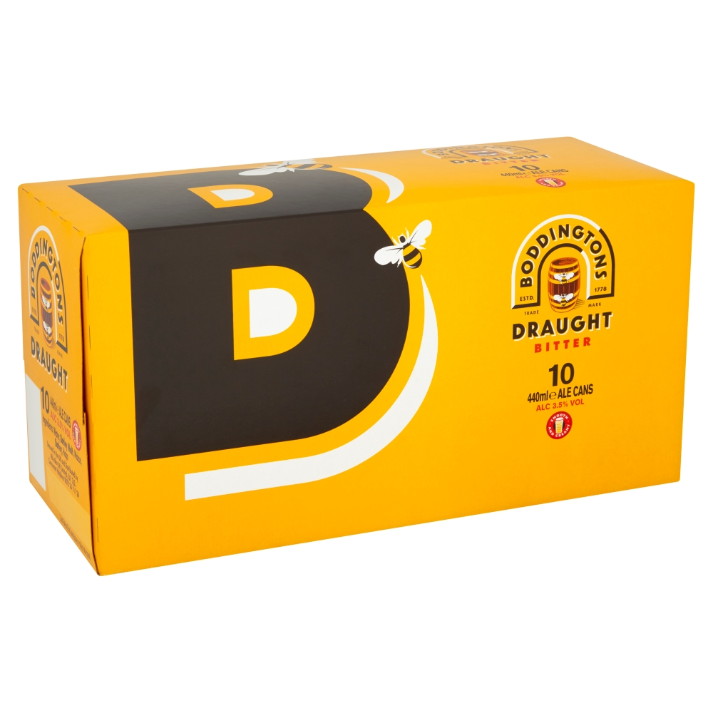 Boddingtons Draught Bitter 10 x 440ml